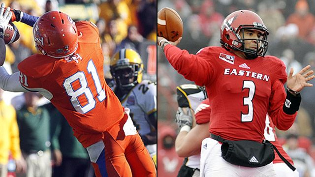 Sam Houston State vs. Eastern Washington (Football)
