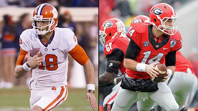 #16 Clemson vs. #12 Georgia (Football)
