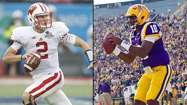 #14 Wisconsin vs. #13 LSU (Football)