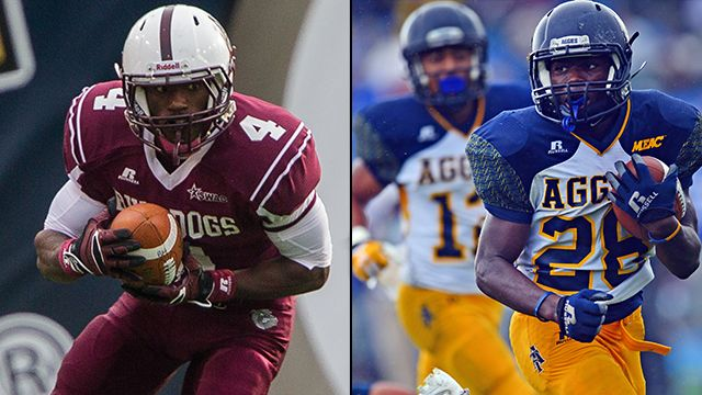 Alabama A&M vs. North Carolina A&T (Football)