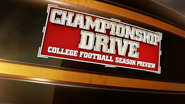 Championship Drive: College Football Season Preview Show