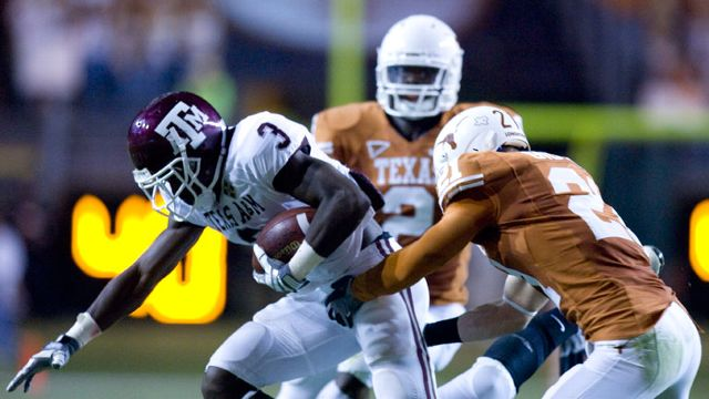 Texas A&M vs. Texas - 11/27/2008