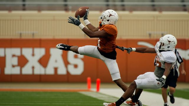 Texas Football Orange & White Spring Game  - 4/19/2014