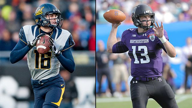California vs. Northwestern (Football)