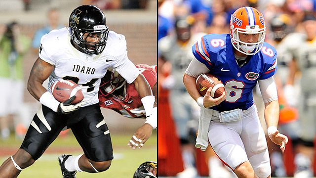 Idaho vs. Florida - 8/30/2014 (re-air)