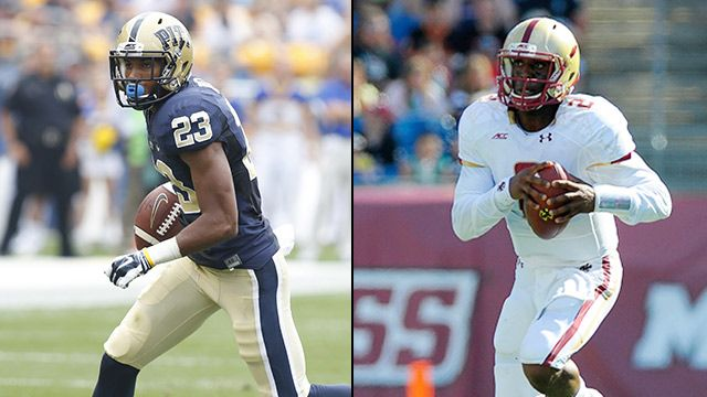 Pittsburgh vs. Boston College (Football)