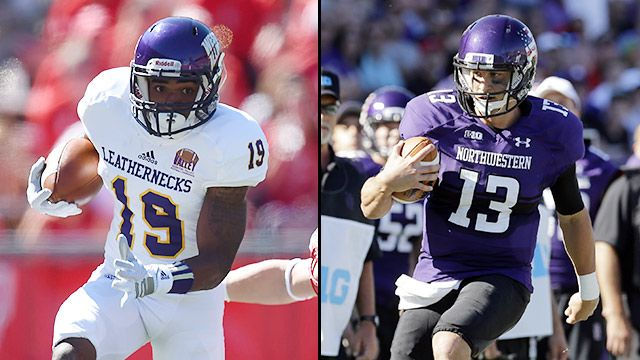 Western Illinois vs. Northwestern (Football)