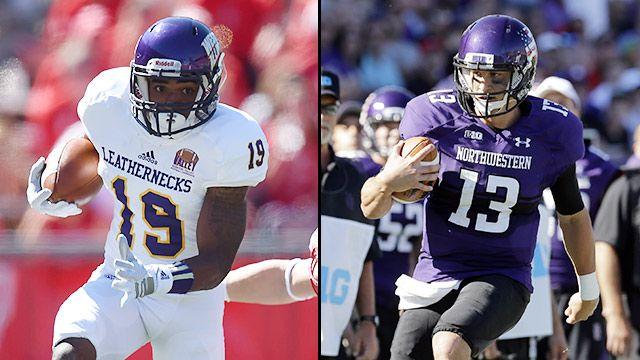 Western Illinois vs. Northwestern (Football)