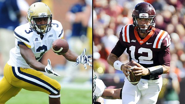 Georgia Tech vs. Virginia Tech (Football) (re-air)