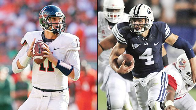 Virginia vs. #21 BYU (Football)