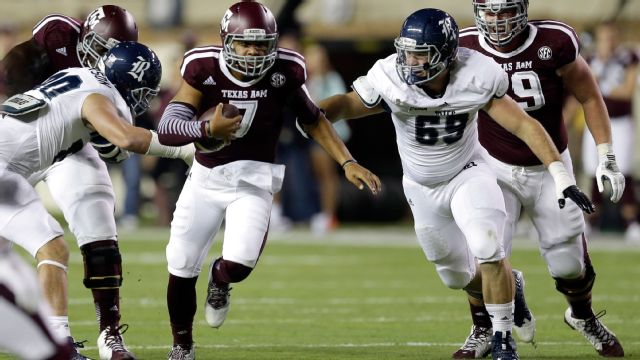 Rice vs. #7 Texas A&M (Football)
