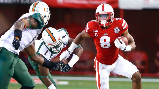 Miami (Fla) vs. #24 Nebraska (Football)