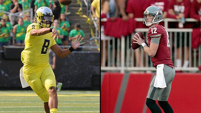 Oregon vs. Washington State (Football) (re-air)