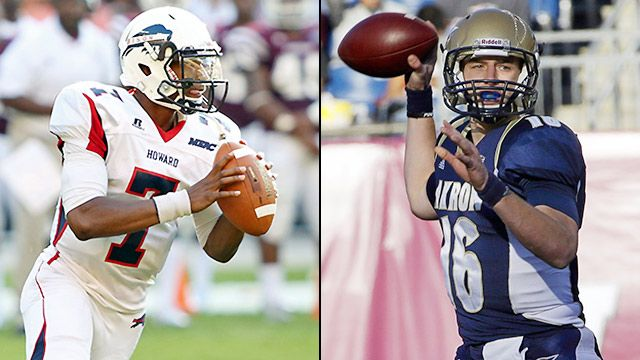 Howard vs. Akron (Football)