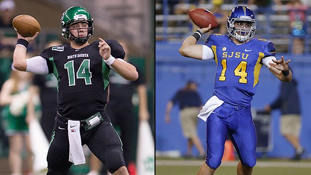 North Dakota vs. San Jose State (Football)