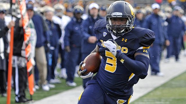 New Hampshire vs. Toledo (Football)