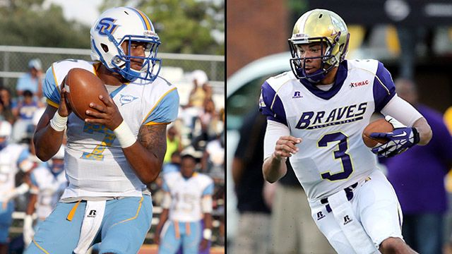 Southern vs. Alcorn State (Football)