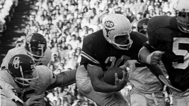Oklahoma Sooners vs. Texas Longhorns  - 10/11/1969