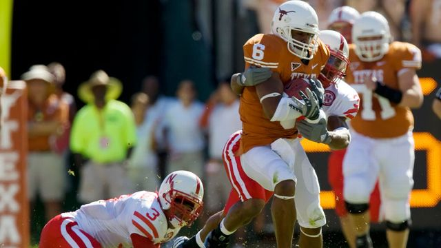 Nebraska Cornhuskers vs. Texas Longhorns - 10/27/2007 (re-air)