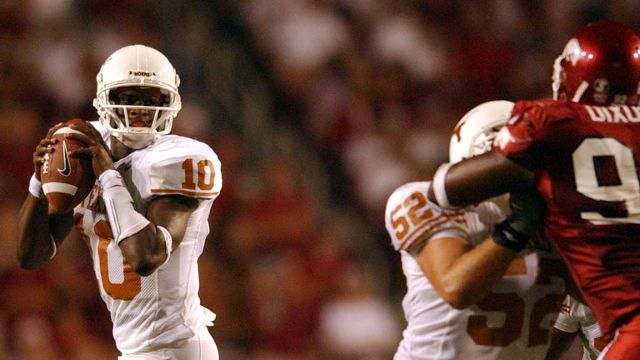Texas Longhorns vs. Arkansas Razorbacks - 11/9/2004 (re-air)