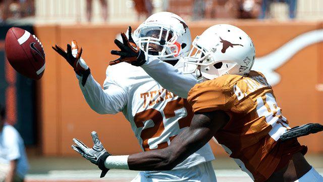 Texas Football Orange & White Spring Game - 4/19/2014