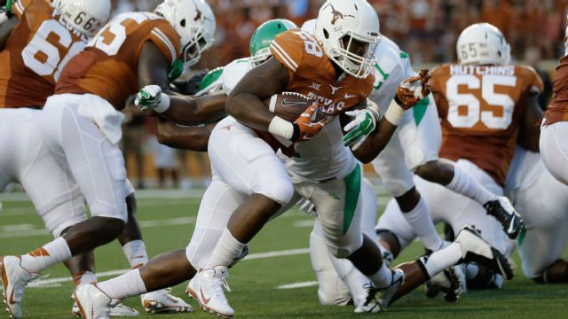 North Texas vs. Texas - 8/30/2014 (re-air)