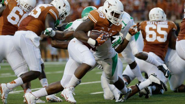 North Texas vs. Texas | Presented By H-E-B (Football)