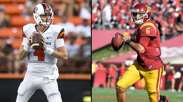 Oregon State vs. USC (Football) (re-air)
