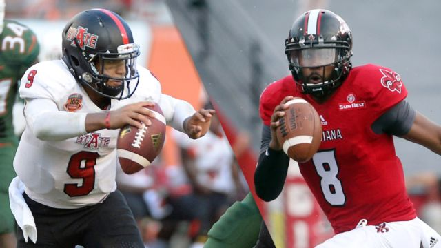 Arkansas State vs. Louisiana-Lafayette (Football)
