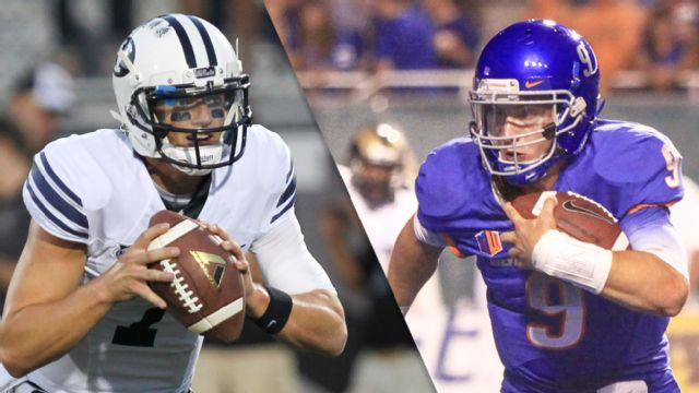 BYU vs. Boise State (Football) (re-air)