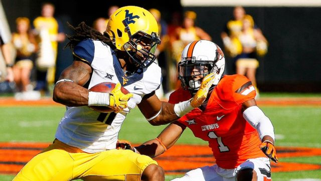 #22 West Virginia vs. Oklahoma State (Football)