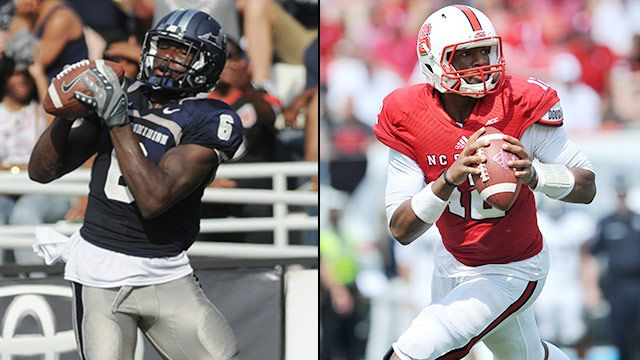 Old Dominion vs. NC State (Football)