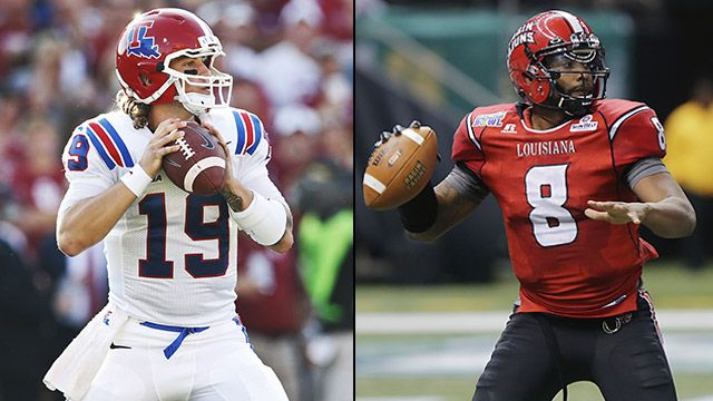 Louisiana Tech vs. Louisiana-Lafayette (Football)