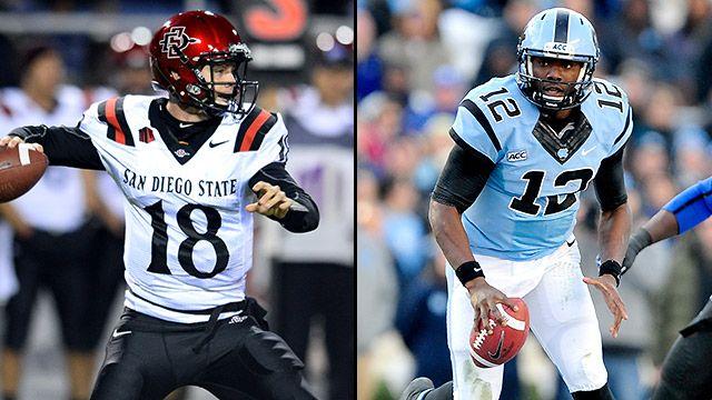 San Diego State vs. #21 North Carolina (Football)