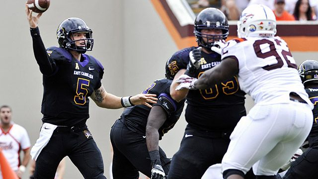 East Carolina vs. Virginia Tech (Football) (re-air)