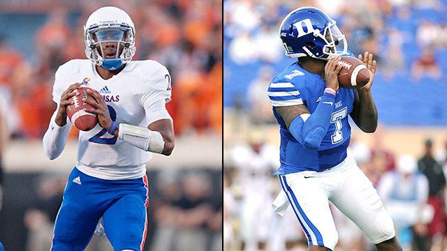 Kansas vs. Duke (Football)