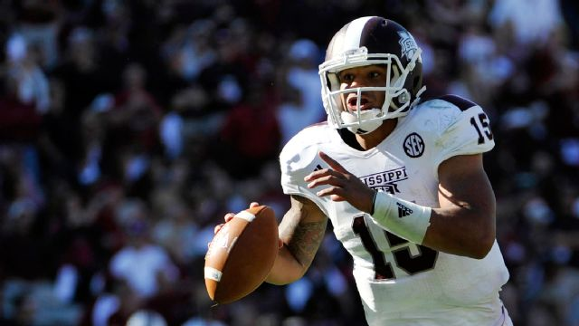 Mississippi State vs. South Alabama - 9/13/2014 (re-air)