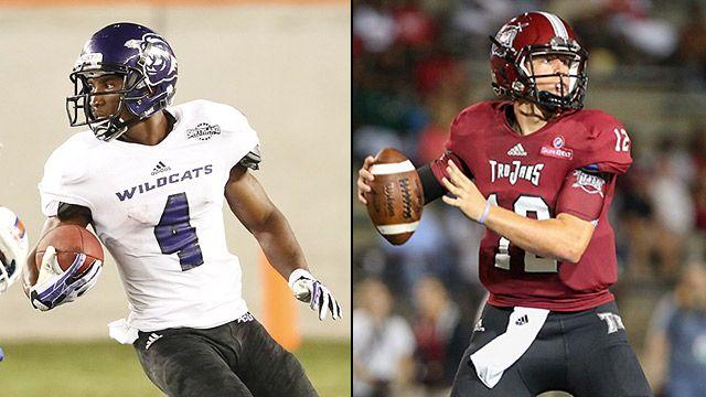 Abilene Christian vs. Troy (Football)