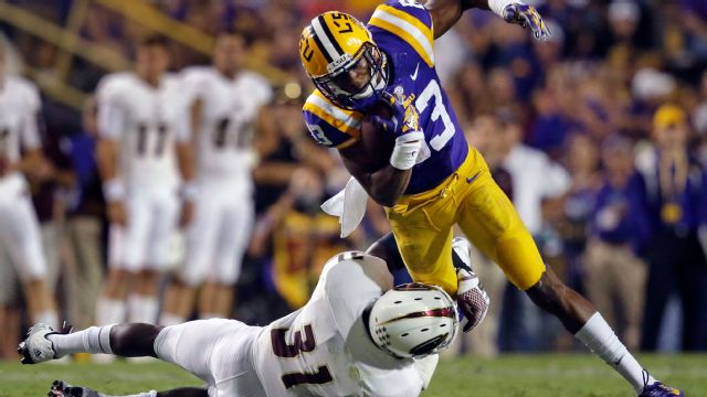 Louisiana-Monroe vs. LSU - 9/13/2014 (re-air)