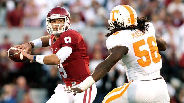 Tennessee vs. Oklahoma (Football) (re-air)