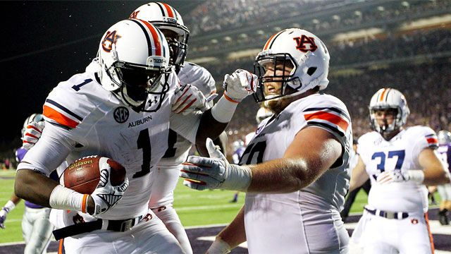 #5 Auburn vs. #20 Kansas State (Football)