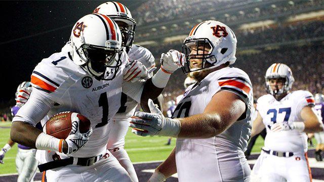 #5 Auburn vs. #20 Kansas State (Football)