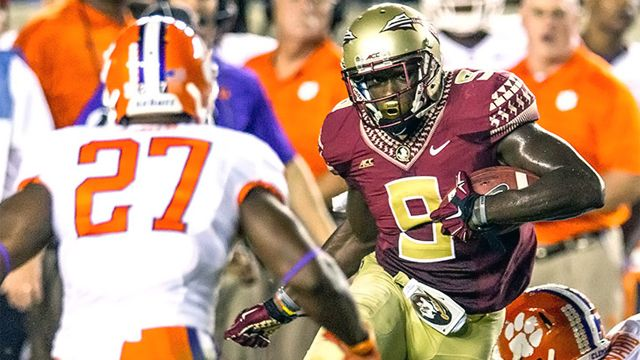 #22 Clemson vs. #1 Florida State (Football)