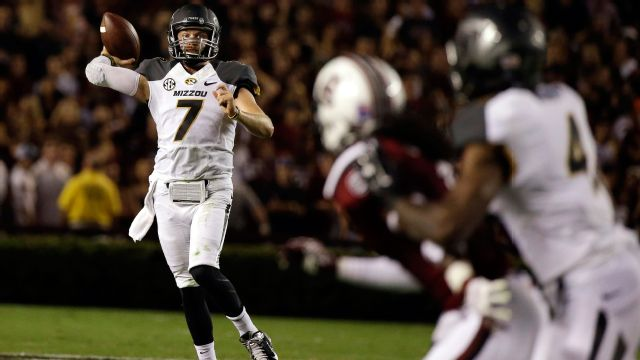 Missouri vs. South Carolina (Football) (re-air)