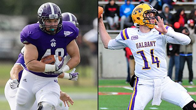 Holy Cross vs. Albany (Football)