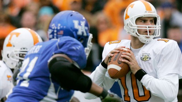 Tennessee Volunteers vs. Kentucky Wildcats - 11/24/2007 (re-air)