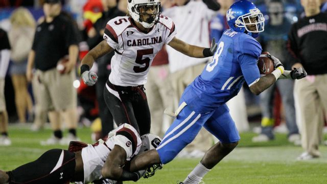 South Carolina vs. Kentucky - 10/16/2010 (re-air)
