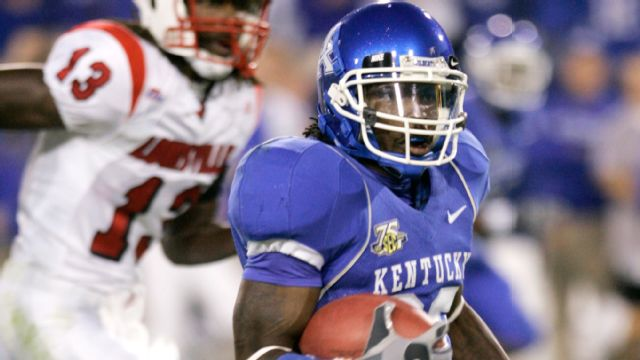 Louisville vs. Kentucky - 9/15/2007 (re-air)