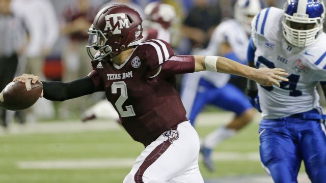 Duke vs. Texas A&M - 12/31/2013 (re-air)