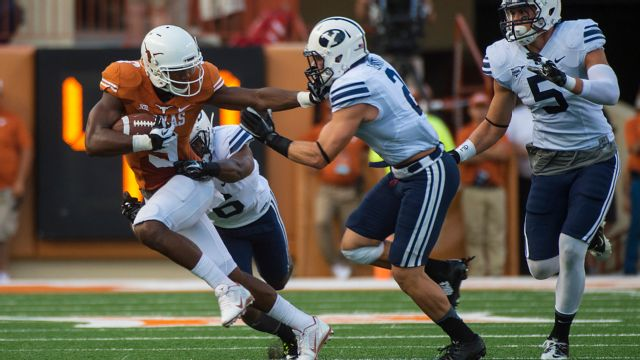 Texas Football Overdrive - BYU vs. Texas (re-air)